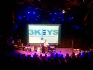 3Keys Indigo concert