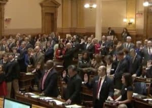 Georgia senate,2