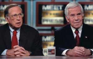 Sam Nunn, Dick Lugar
