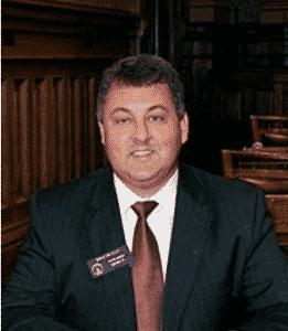 Sen. Steve Gooch (R-Dahlonega) served as Chair of Senate Study Committee on Regional Transit Solutions