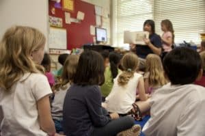 Georgia's classroom teachers will see a 2 percent pay raise starting July, the first they've received through the salary schedule since 2009, if Georgia lawmakers go along with Gov. Nathan Deal's pay hike proposal. Credit: cdc.gov
