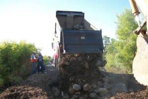 gdot, dump truck