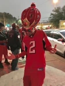 Atlanta Falcons fan