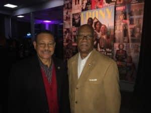 Congressman Sanford Bishop and Calvin Smyre