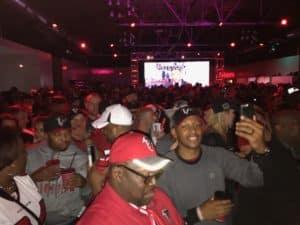 Falcons fans