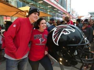 helmet couple