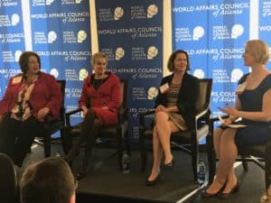 women panel