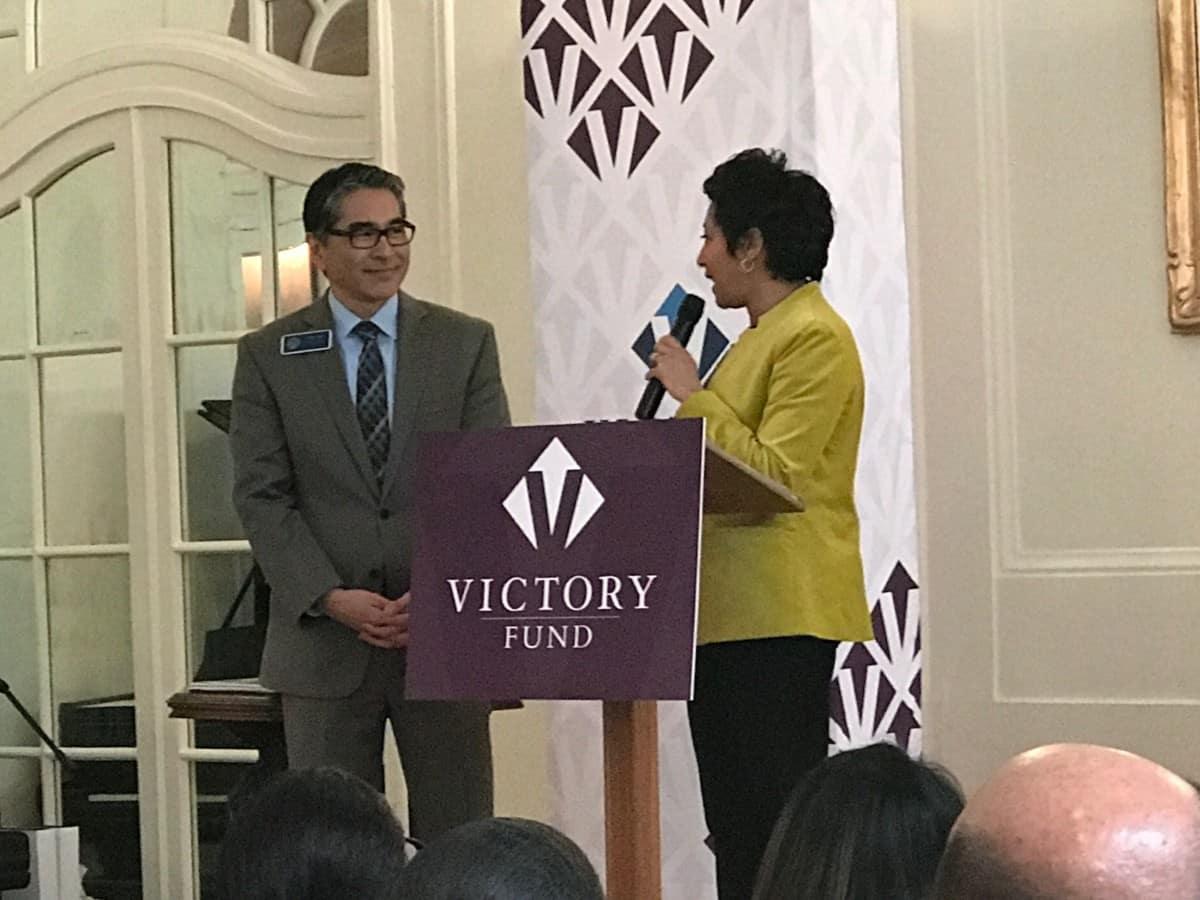Alex Wan victory fund
