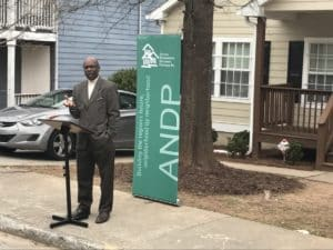 andp down payment assistance, ken woods