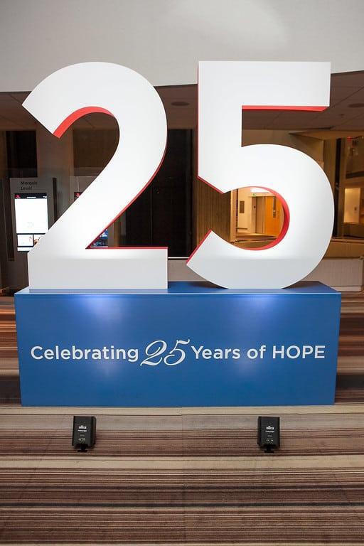 HOPE at 25