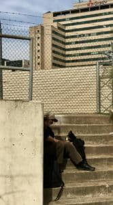 Homeless, despair at Grady