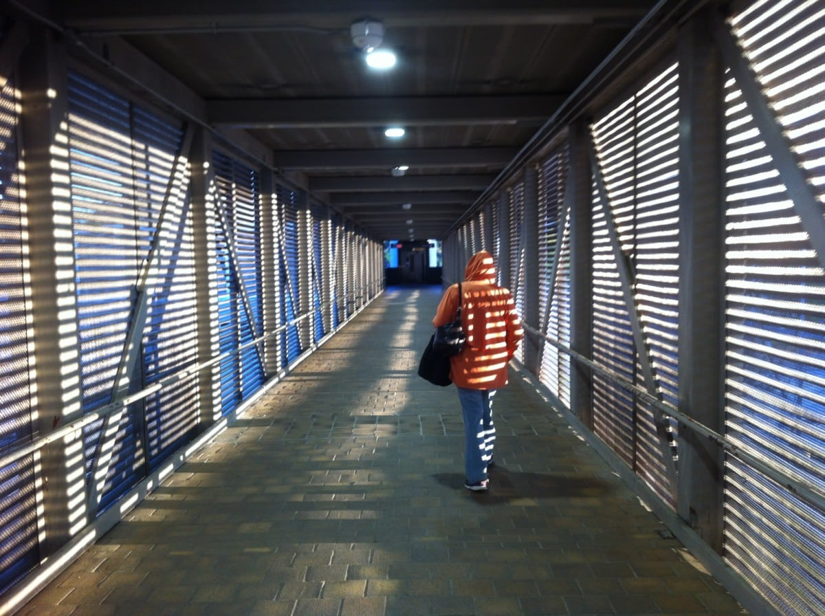 MARTA passageway