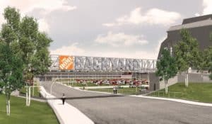 Mercedes-Benz Stadium has appointed a director who's to create community-oriented programs at the Home Depot Backyard through partnerships with the The Home Depot Foundation and other nonprofit entities. Special