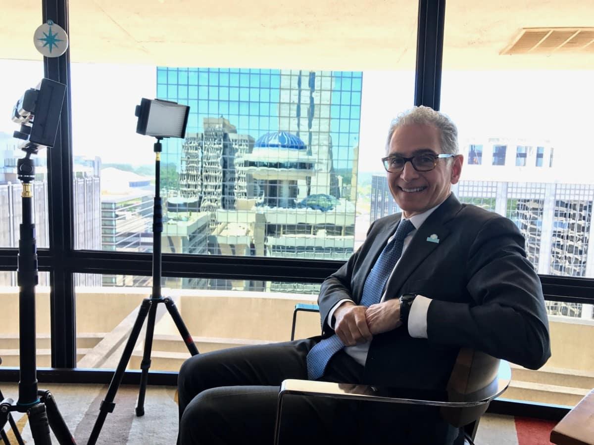 Mark Hoplamazian, Hyatt CEO