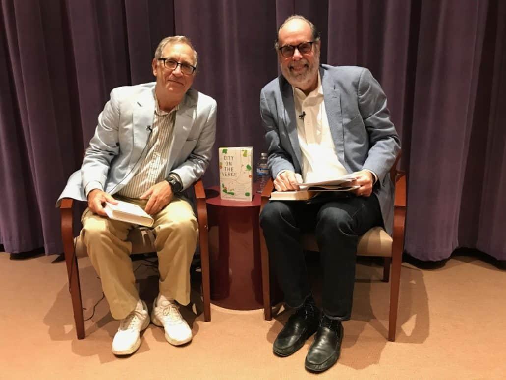 Mark Pendergast and Bill Nigut