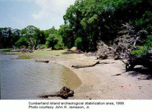 Shoreline shot from NPS website