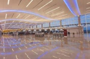leed atlanta airport