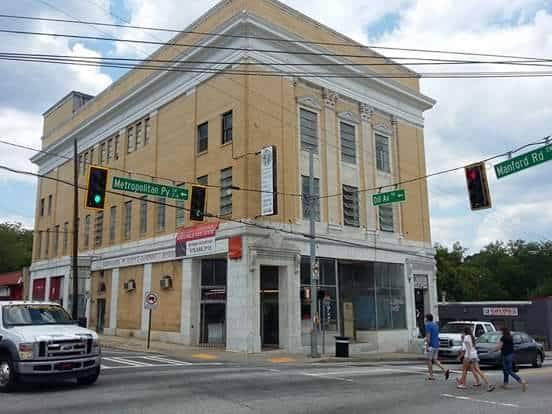 Capitol View Masonic Lodge #640 F&AM at Dill and Metropolitan Credit: Chad Carlson