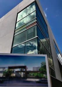 Georgia Proton Treatment Center, 1