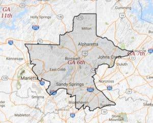 Georgia's 6th District