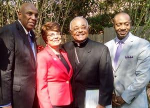Ecumenical leaders, environment