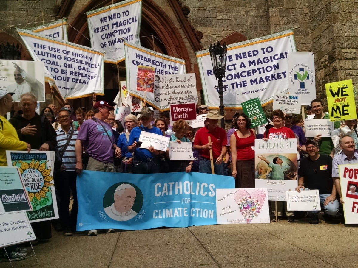 Catholics, environment