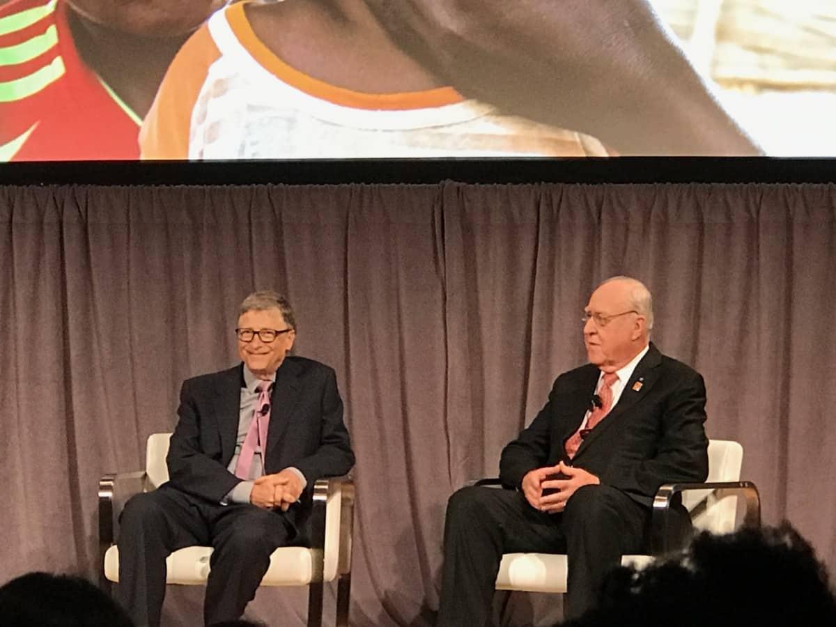 Bill Gates John Germ