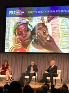 Bill Gates Rotary