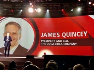 James Quincey
