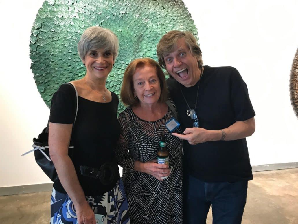 Susan Smith, Caroline John, Mike Peters