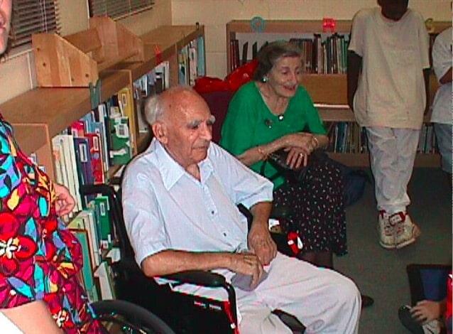 Mama and Papa at Morningside