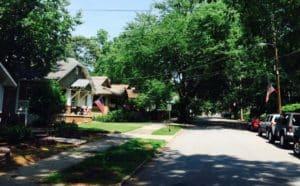 Park Drive, BeltLine tax values