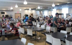south georgia state college, dining hall