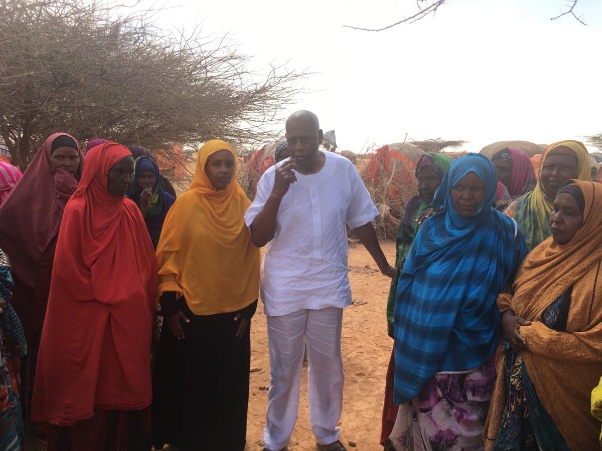 Joe Beasley, Somalilanders