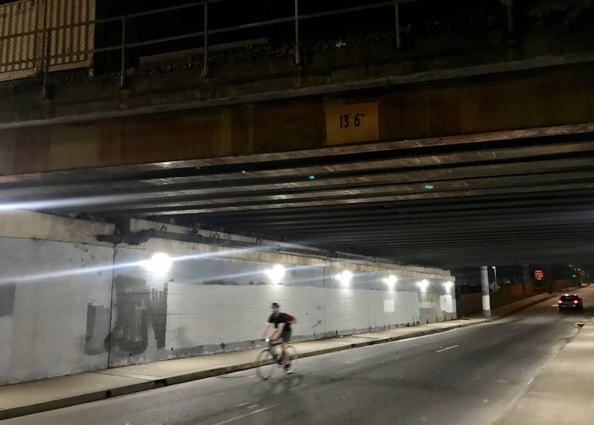 grant street tunnel, 1