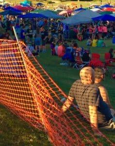 piedmont grass, festival