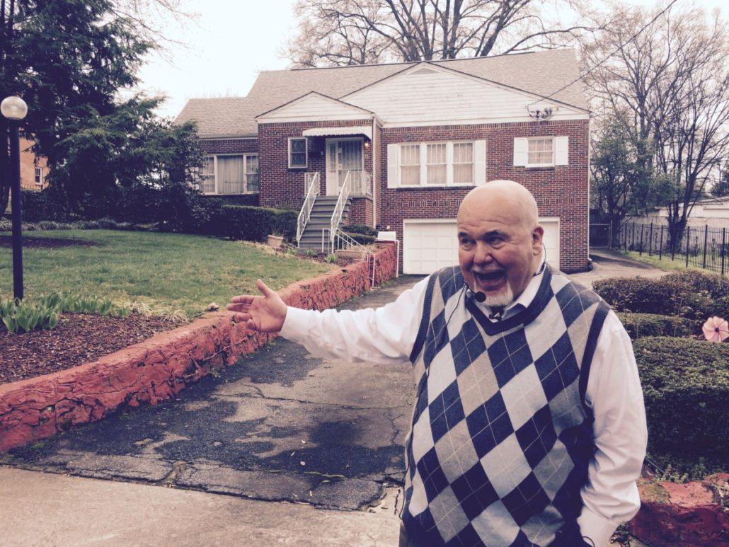 Tom Houck King home