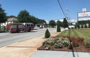 campbellton, fire truck