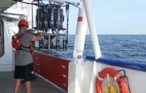 dead zone gulf, testing