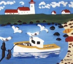 maudie, painting