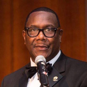 Ricky Brown, candidate for Atlanta City Council District 3. Credit: Courtesy Ricky Brown