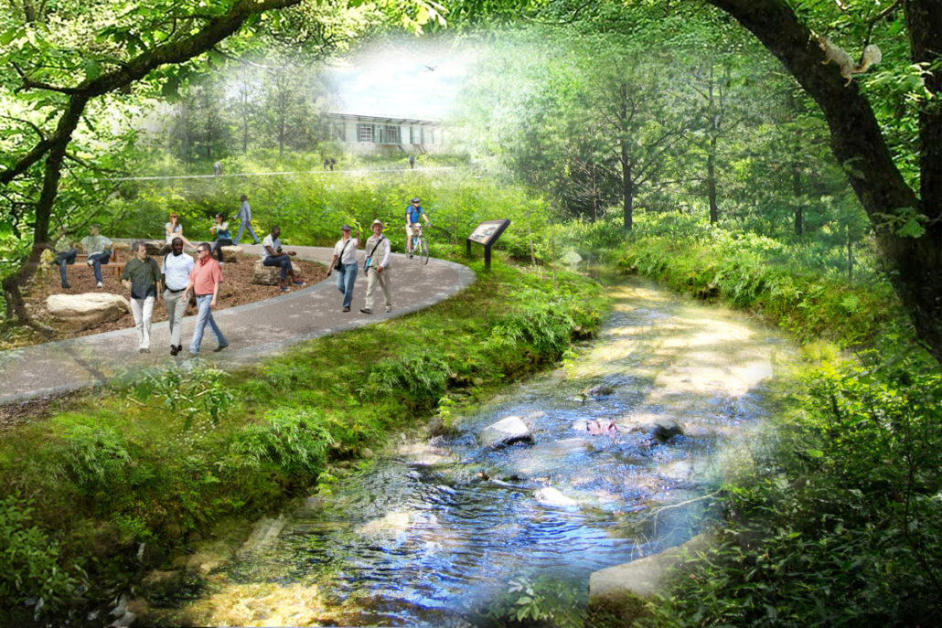 Flint River concept