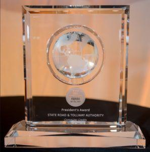SRTA award, GRTA