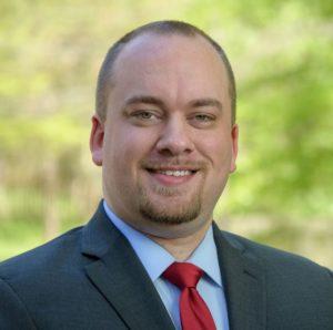 Atlanta, GA. Dustin Hillis, candidate for Atlanta City Council. Credit: Photo by Michael A. Schwarz, courtesy of Dustin Hillis