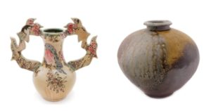 governor's awards, pottery