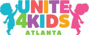 unite for kids atlanta, logo