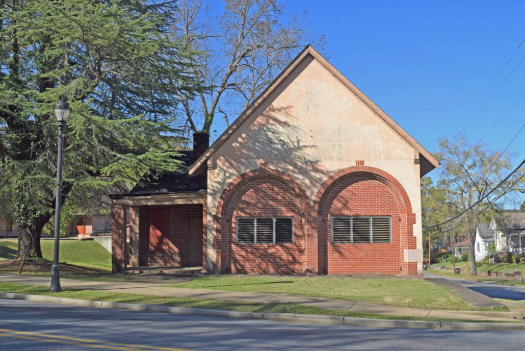 Fire Station No. 2 (Rome, Floyd County)
