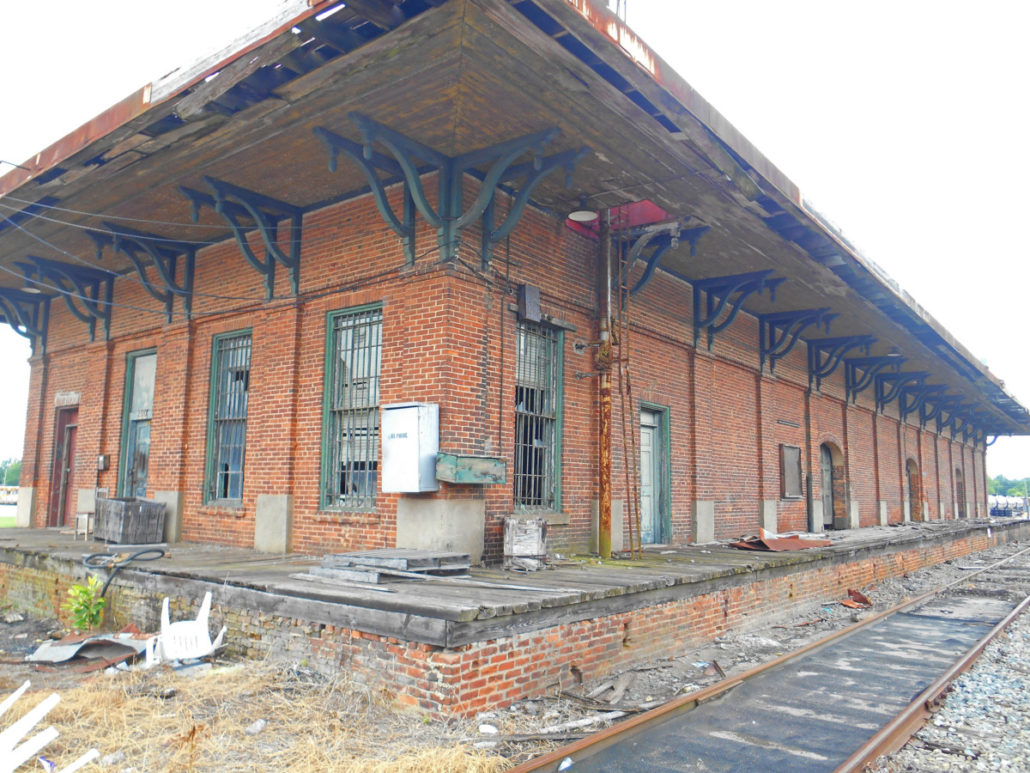 Fort Valley Freight Depot (Fort Valley, Peach County)