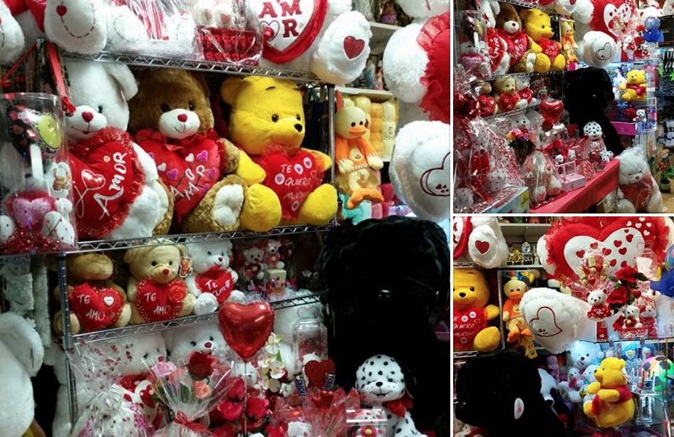 Hilos y Estambres Teresita, valentine's day