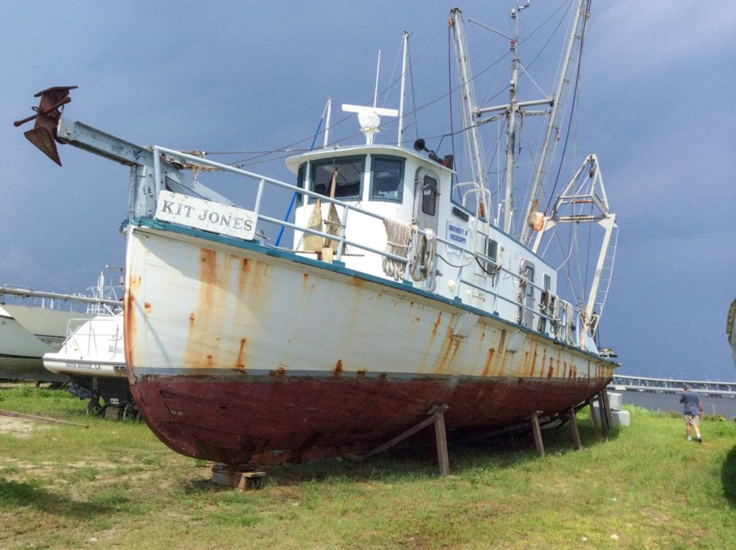 Kit Jones Vessel (Darien, McIntosh County)